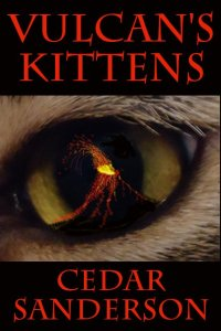 Vulcan's Kittens, a young adult novel written by Cedar Sanderson